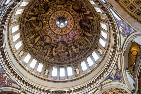 A tour of St Paul's Cathedral in central London, England