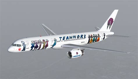 America West for FSX