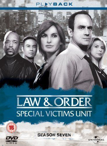 Law & Order: Special Victims Unit Staffel 7 Episodenguide