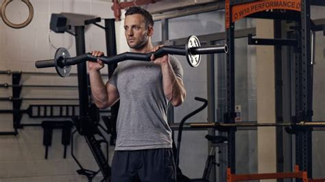 How To Master The EZ-Bar Curl   Coach