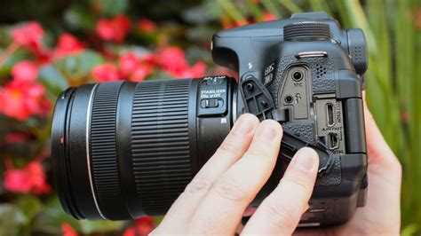 Canon EOS 70D review: A fast camera, but not for pixel