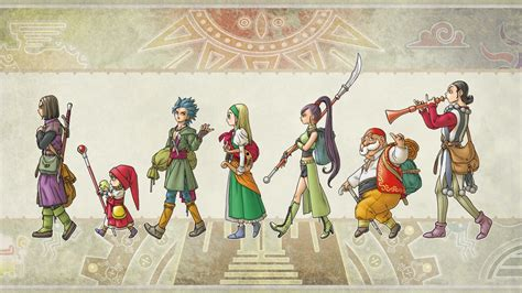 Dragon Quest XI: Echoes of an Elusive Age Details