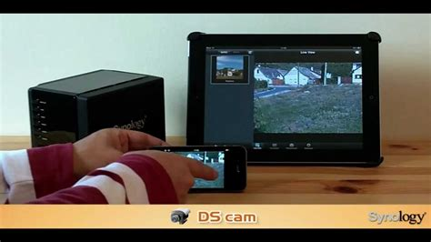 Synology DS cam - YouTube