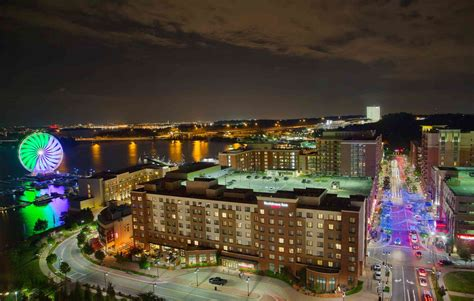 Best Ways to Visit the National Harbor, Maryland