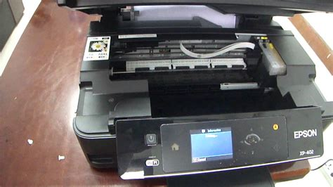 Refillable cartridge for Epson expression home XP30/102