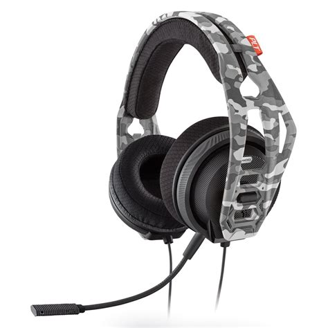Plantronics RIG 400HS PS4 Gaming Stereo Headset Camo