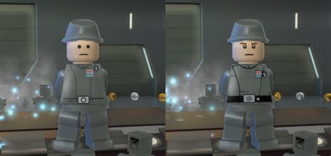 Imperial Officer Comparison image - Lego Star Wars