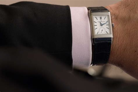 HANDS-ON: The Jaeger-LeCoultre Reverso Tribute Duo 85th