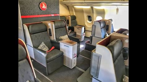 Turkish Airlines Business Class   Airbus A330   IST-KBP
