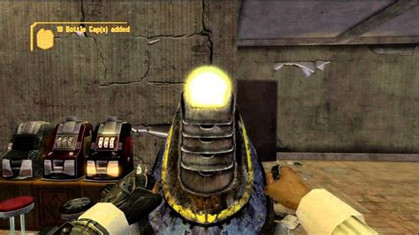 Fallout: New Vegas- Unlimited Caps From Fisto the Sexbot