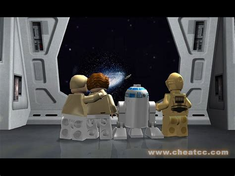 Lego Star Wars: The Complete Saga Review for Xbox 360 (X360)