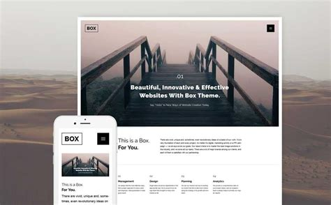 Minimalist Website Templates: When Less Means Really More