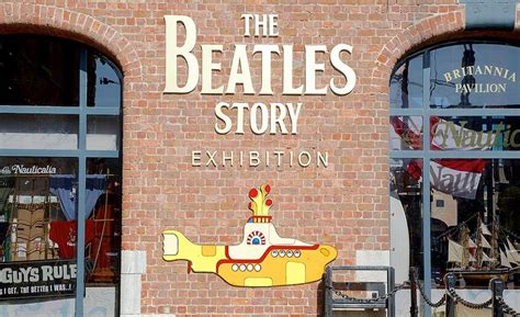 Visit Liverpool City and The Beatles Story |Go Voyager