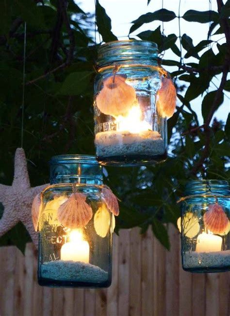 15 Awesome Beach-Style Outdoor DIY Ideas For Your Porch & Yard