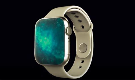 Video: Apple Watch Series 6 Concept with Bezel-Less