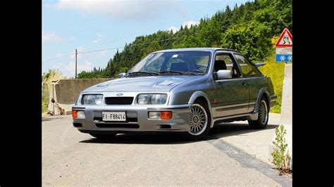 Ford Sierra RS Cosworth - Davide Cironi Drive Experience