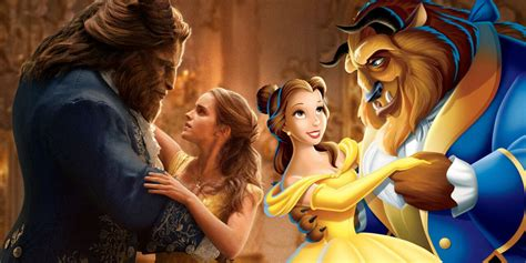 The 'Beauty and the Beast' Trailer Looks Just Like the