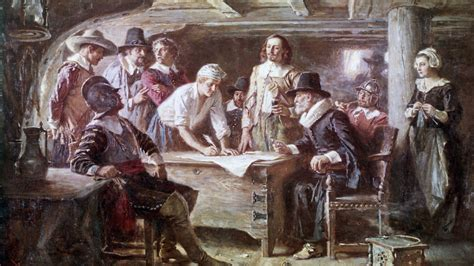 How the Mayflower Compact Laid a Foundation for American