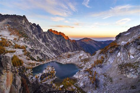 Enchantments - Alpine Lakes Wilderness - Andy Porter Images
