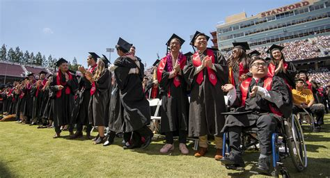 Stanford Commencement 2019   Stanford News