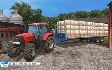 Marshall Bale Trailer Pack (With Fliegl DPW180 Universal