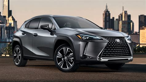 2018 Lexus UX - Wallpapers and HD Images   Car Pixel