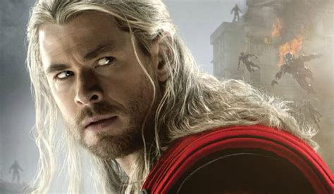 Thor Looks Like He's About To Murder Someone In This