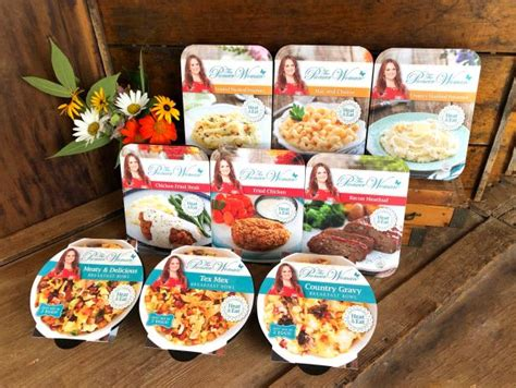 Ree Drummond Launches New Food Line at Walmart : Food