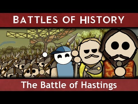 Effect the Battle of Hastings had on British history