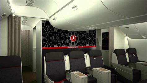 Turkish Airlines - Business Class 3D - YouTube