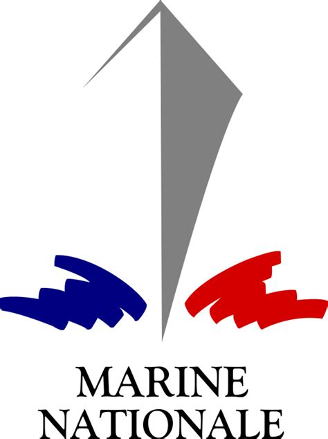 Fichier:Logo of the French Navy (Marine Nationale)