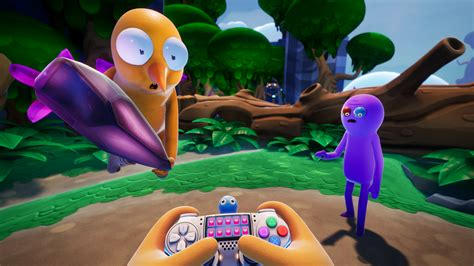 Trover Saves The Universe Review — A Squanchin' Good Time