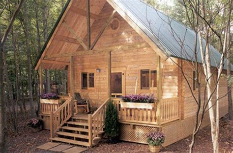 You Can Build This Cozy A-Frame Cabin for $6,050
