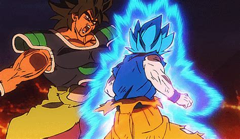 Is Broly in his Wrathful form a 'God Level'? - Quora