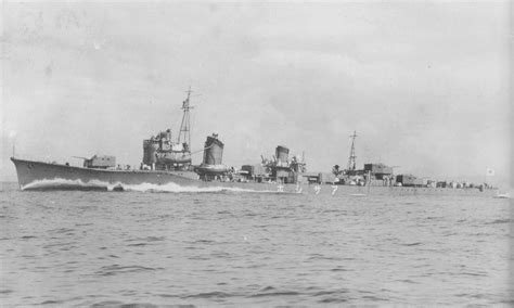 Imperial Japanese Navy destroyer Asashio, the second