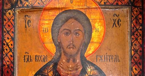 Iconic Cazalea: What is an icon of Jesus?
