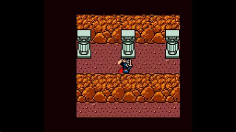 Dragon Quest I GBC Mountain Cave [5] - YouTube