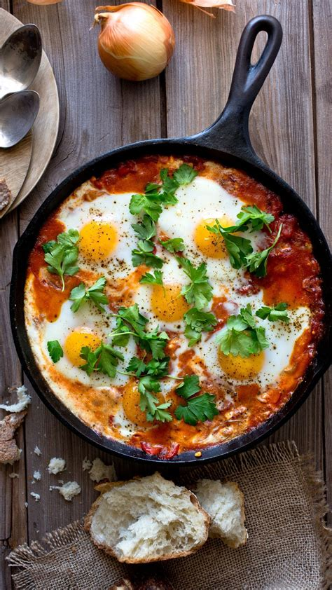 Shakshuka may be at the apex of eggs-for-dinner recipes