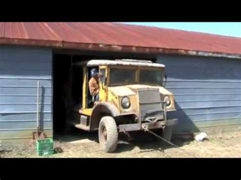 1942 Chevrolet Canadian Military Pattern Truck Recovery