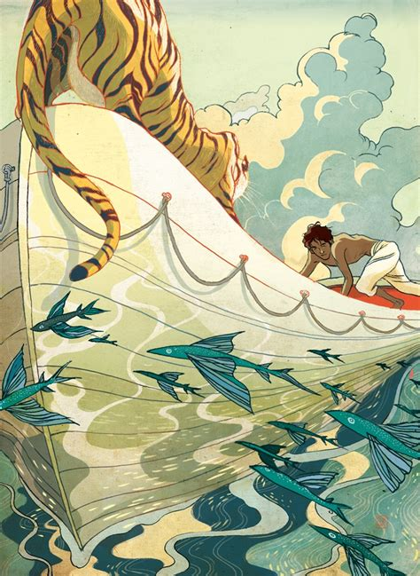 Victo Ngai – Breathtaking Lines | Feather Of Me
