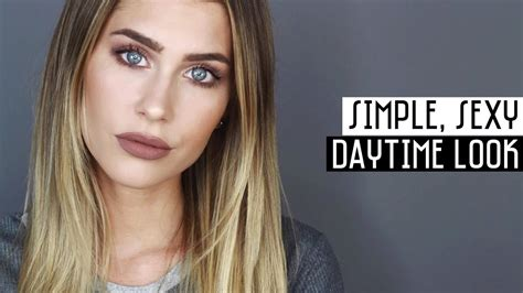 Simple, Sexy Daytime-Look   BELLA - YouTube