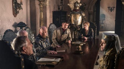 Game of Thrones S6E3 – Small Council Meeting – Project Fandom