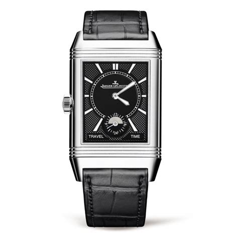 REVERSO CLASSIC LARGE DUOFACE SMALL SECONDS - Hall of Time