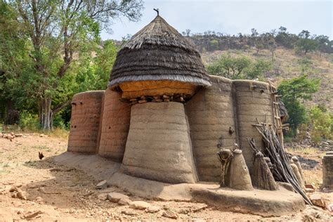 Tamberma people and fortified villages of Togo