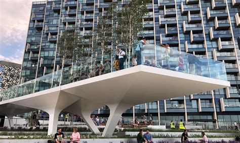 The Guardian: London's answer to New York's High Line? You