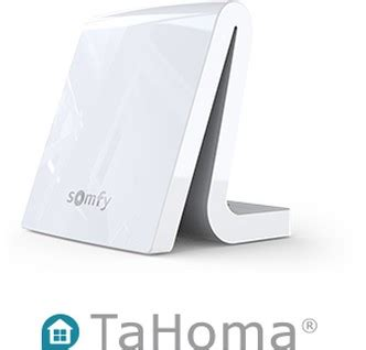 TaHoma Smart Home by Somfy