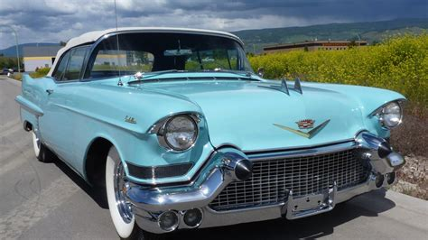 1957 Cadillac Series 62 Convertible   F194   Seattle 2014