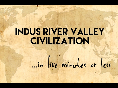 A Brief Introduction to the Ancient Indus Civilization
