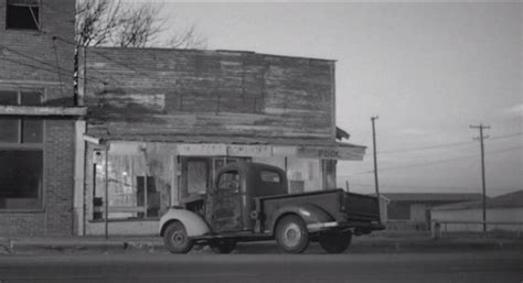 The Last Picture Show (1971) Filming Locations - The Movie