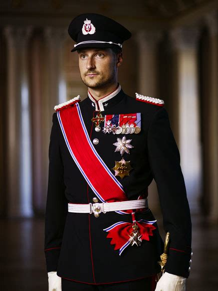 Marie Poutine's Jewels & Royals: Crown Prince Haakon of Norway